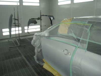 トヨタ、カローラフィルダーの板金塗装修理 (碧南市からご来店)