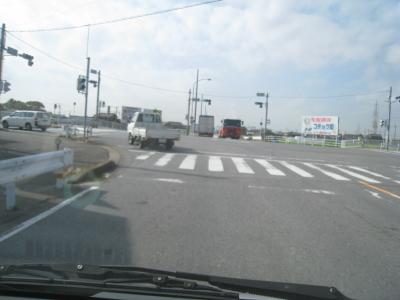 左右国道247号線です。