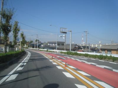 右折して碧南市に入ります。
