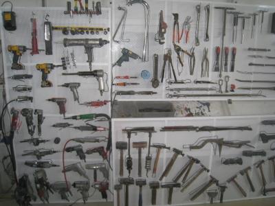 工具ごとに整理