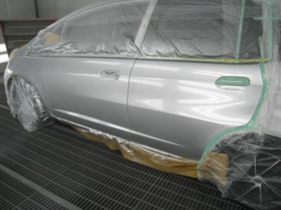 クイヤー仕上げ塗装しました。